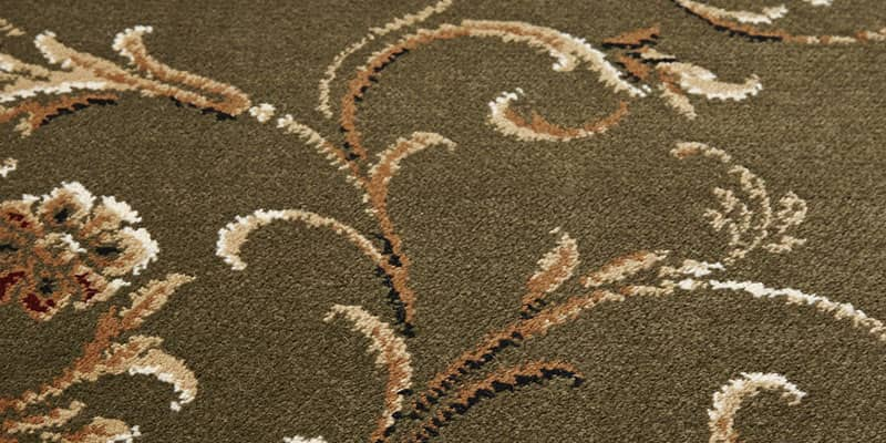 traditional carpet pattern