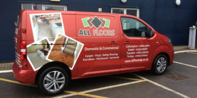 all floors van